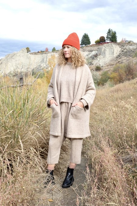 Atelier Delphine Haori Coat - Grain