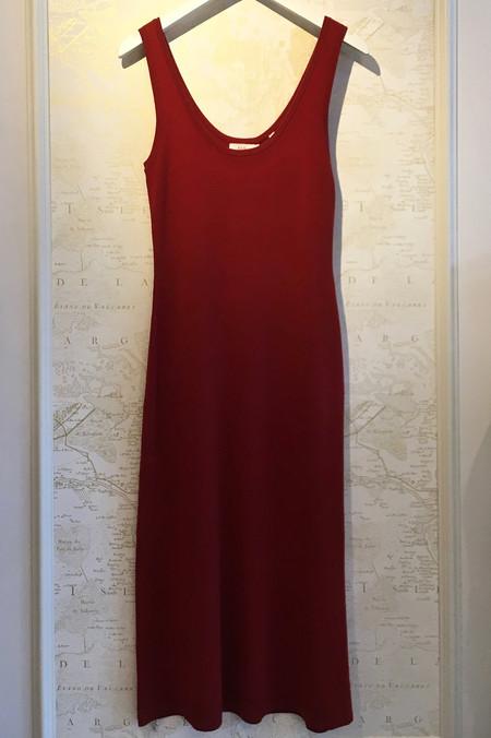 A.L.C. 'Kaius' Cotton Knit Tank Dress
