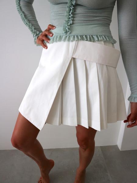 KYE Pleated Skirt