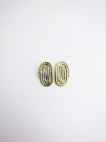 Leigh Miller Sand Doodle Earrings