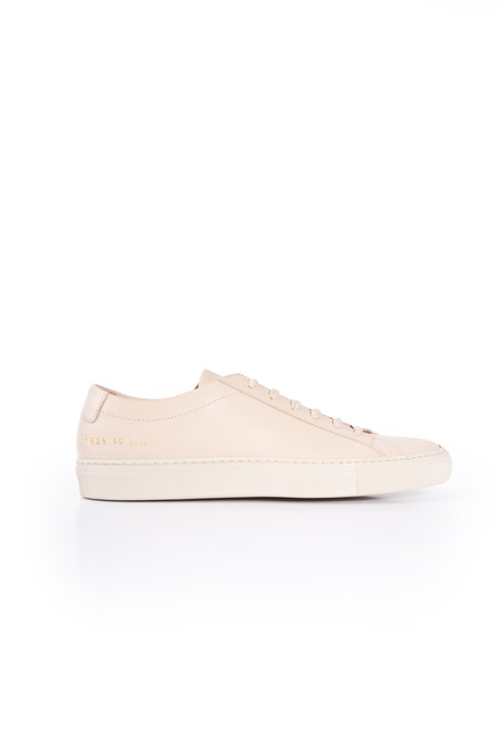 Common Projects Original Achilles Low Natural