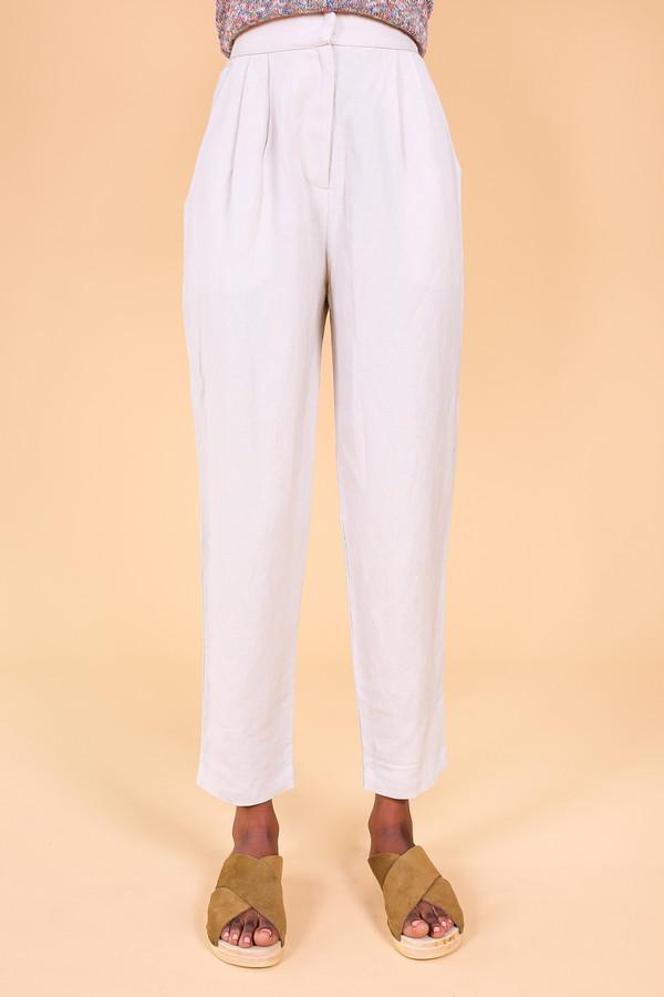 First Rite Narrow trouser in khaki
