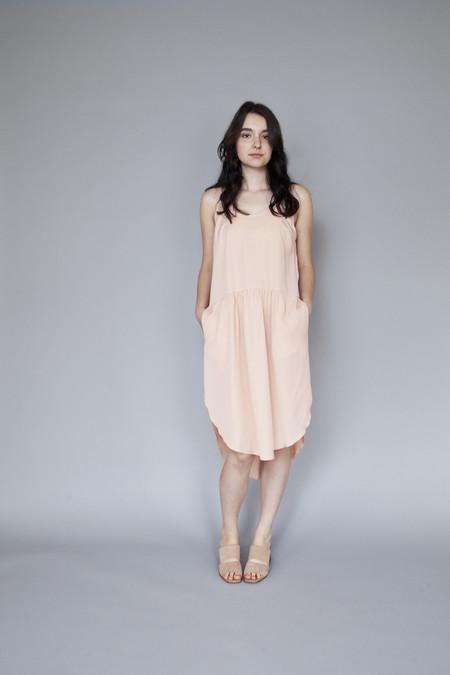 Eve Gravel Shiro Dress