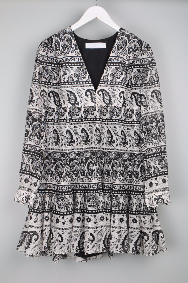 Thakoon Addition V Neck Dress