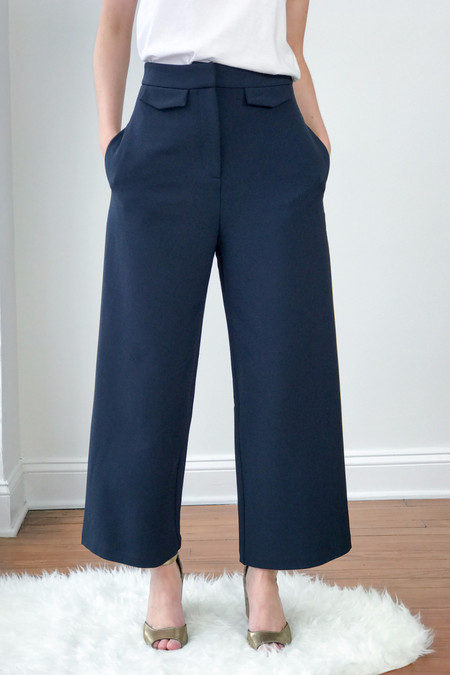 Achro Wide Leg Trousers