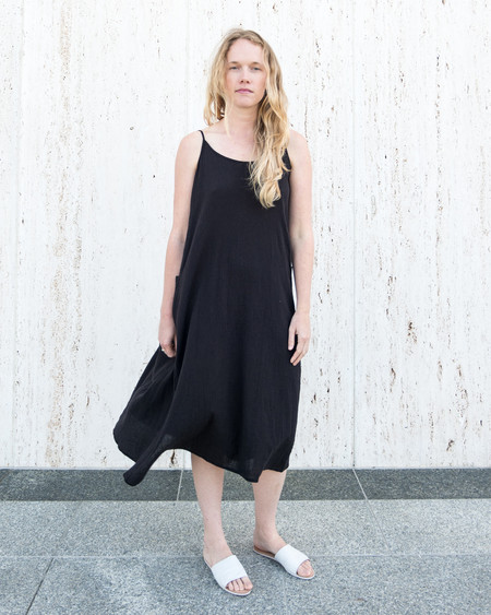 Esby Lyla Slip Dress - Black
