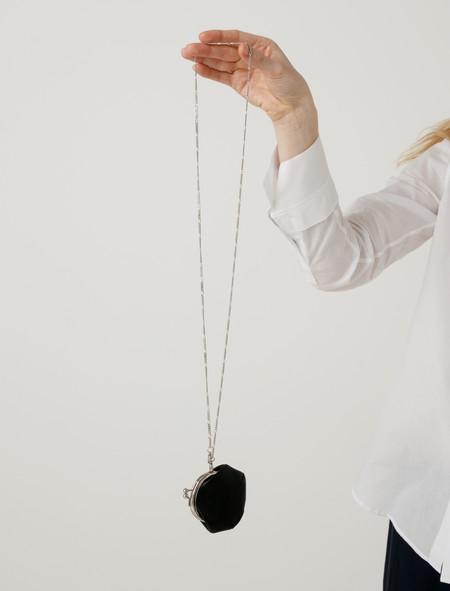 Ys by Yohji Yamamoto Mini Purse Necklace