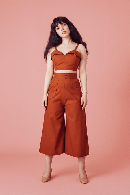 Samantha Pleet Sprite Jeans - Earth
