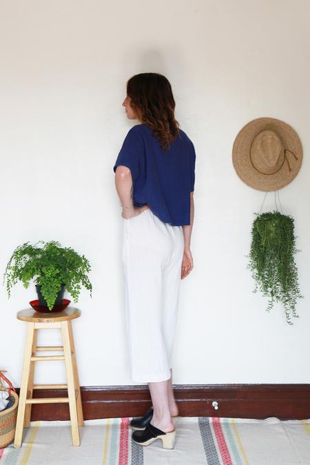 Me & Arrow Shorts Cotton - Ivory