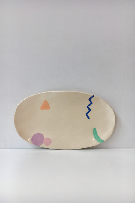 Jed Ceramics Shapes Platter