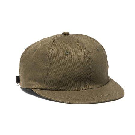 Maple Mesa Cap (Cotton Twill) - Olive