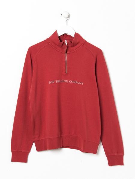 Pop Trading Company Sportwear Co. Half Zip