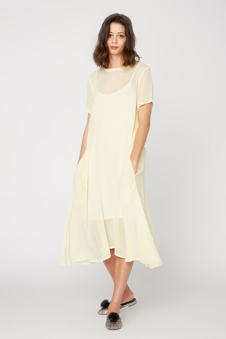 Lacausa Clothing Factory Dress
