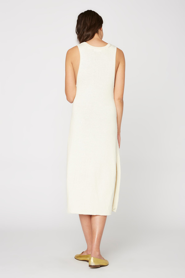 Lacausa Clothing Opal Hand Knit Dress