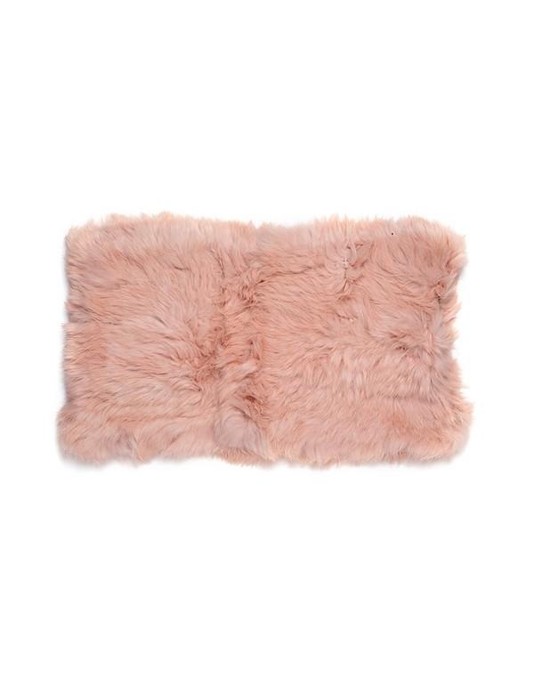 C/Fan Dusty Pink Cowl
