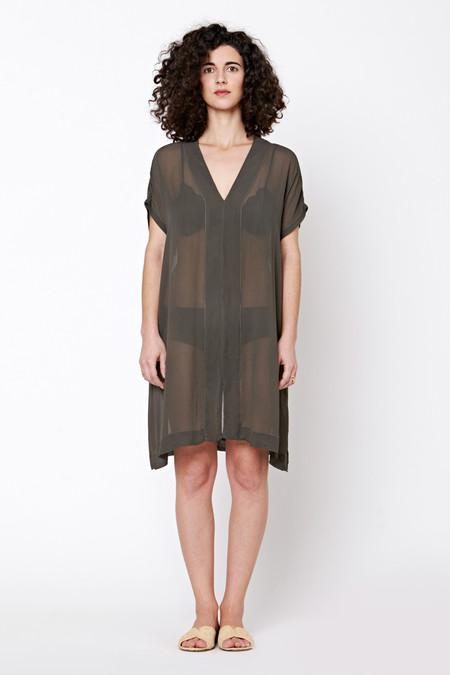 Lacausa Clothing Yarrow Tunic
