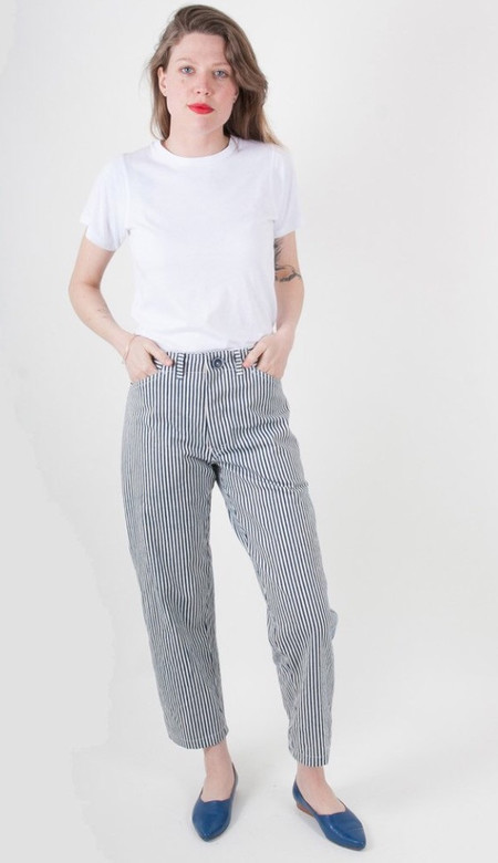 Gravel & Gold Painter Pant
