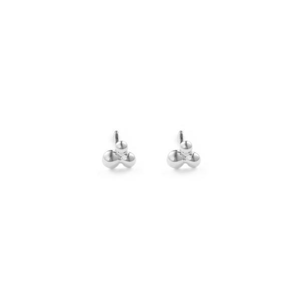 Free Series Cluster Earrings