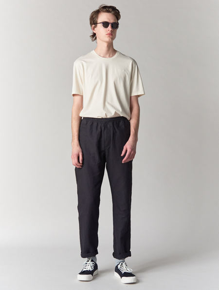 Our Legacy Relaxed Trousers Linen
