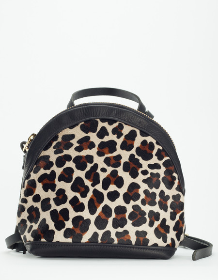 Eleven Thirty Anni Mini Backpack Leopard