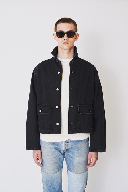 Our Legacy Cotton Waist Jean Jacket