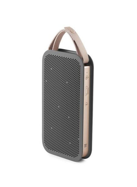Bang & Olufsen Beoplay A2 Active - Portable, Dust and Splash Resistant Bluetooth Speaker