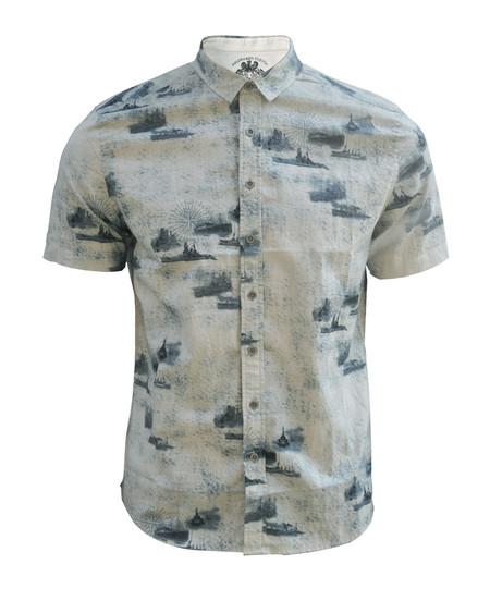 Men's Bolongaro Trevor Battle Ship Shirt