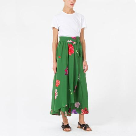 creatures of comfort coyocan skirt