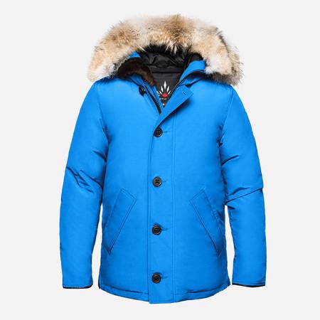 Arctic Bay Toronto City Parka - Royal Blue