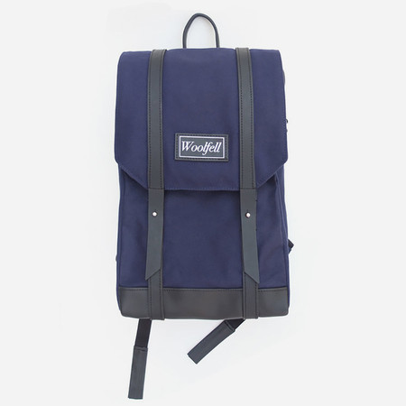 Woolfell Warrior Backpack - Navy