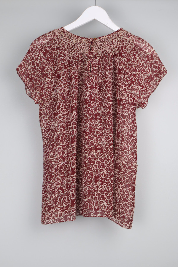 Ulla Johnson Margaux Blouse