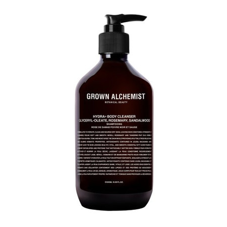 Grown Alchemist Hydra+ Body Cleanser with Glyceryl-Oleate, Rosemary and Sandalwood