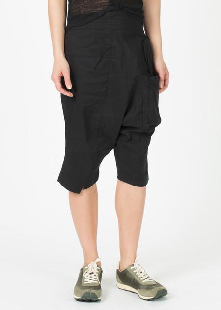 Rundholz Bubble Pocket Drop-Crotch Short