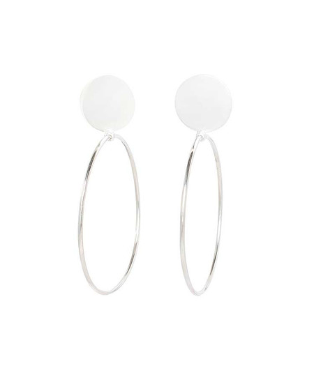 Minoux Jewelry Essential Hoop Earrings