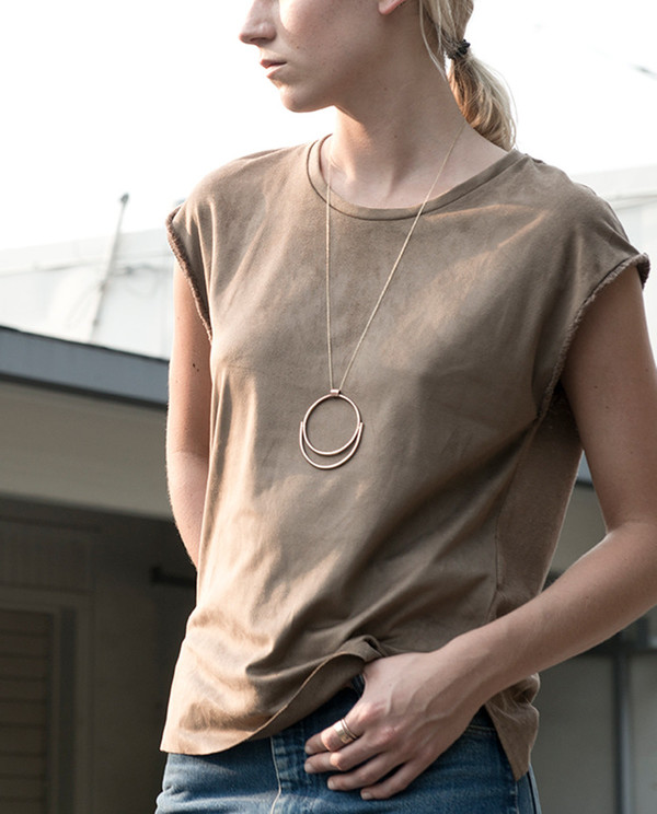 Minoux Supported Necklace