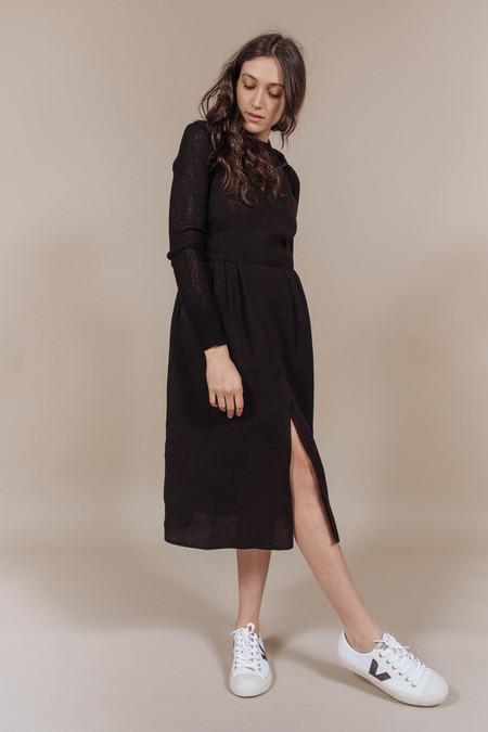 First Rite Camisole Dress in Black