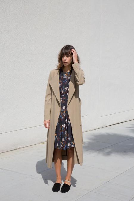 Ottod'ame Agata Trench Coat