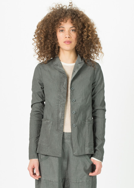 Rundholz  Rear Pocket Linen Jacket