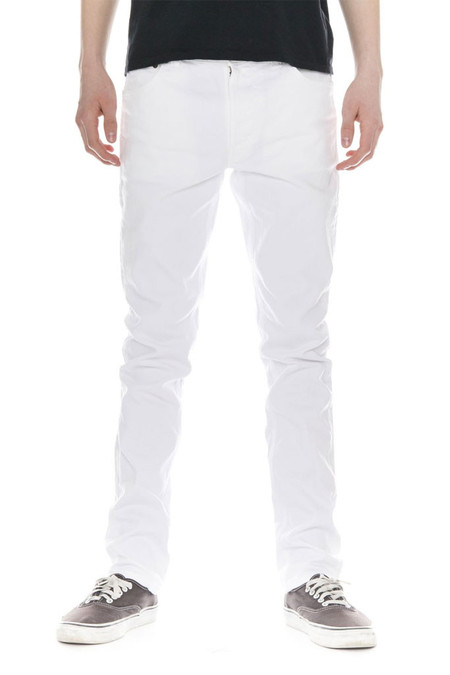 Nudie Jeans Lean Dean | Clean White