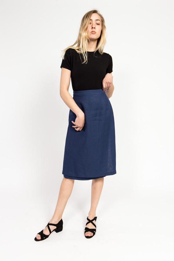 Carleen Apron Skirt