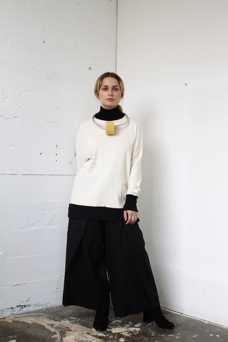 Alexa Stark Organic Cotton Long Sleeve Shirt