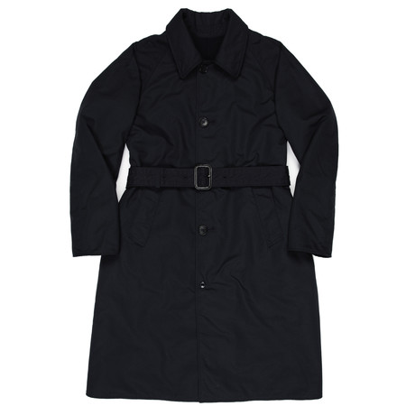 Engineered Garments FWK Reversible Coat - Navy NyCo Ripstop/20oz Melton