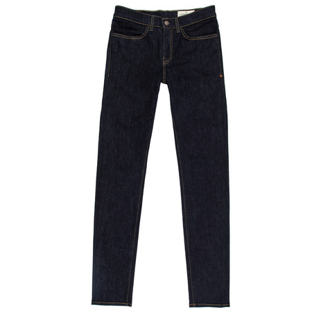 Imogene + Willie Imogene Slim Womens' Jean - Raw Indigo