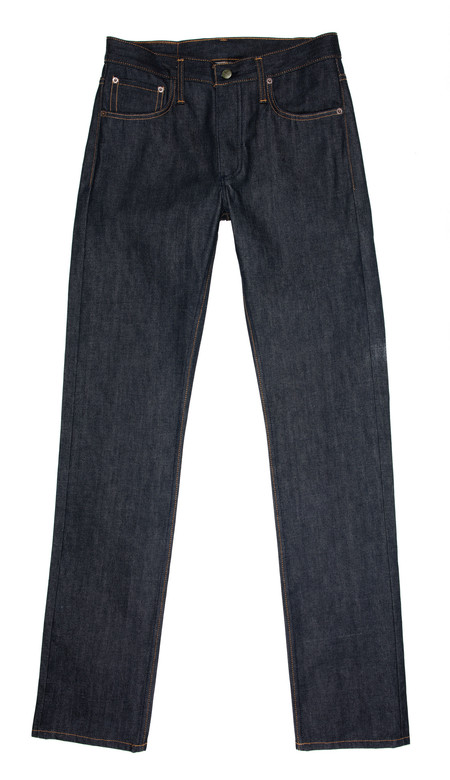 Left Field NYC Chelsea Jeans - Cone Mills 13 ounce