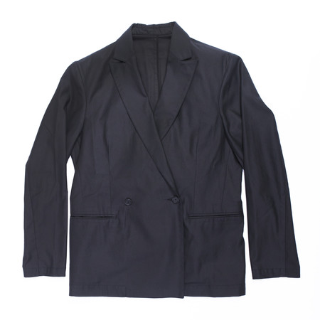 S.K. Manor Hill Darwin Blazer - Black