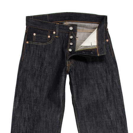 Pure Blue Japan PBJ XX-003 Jeans - Raw 14 ounce Selvage Denim