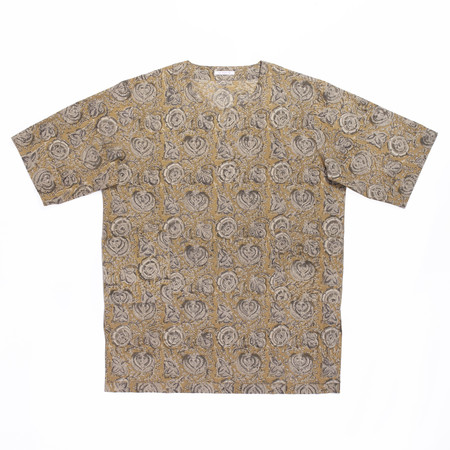 s.k. manor hill Oba Shirt - Floral Print