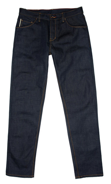 Raleigh Denim + Workshop Graham Work Taper Jeans - Cone Mills 12.5 Ounce