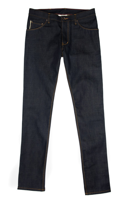 Raleigh Denim + Workshop Martin Thin Taper Jeans - Cone Mills 12.5 Ounce
