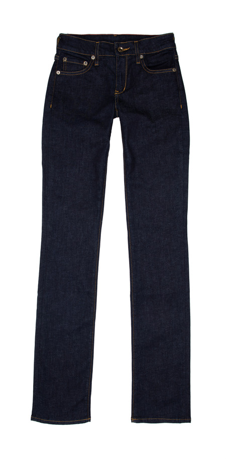 Raleigh Denim + Workshop Union Women's Jean - Raw Indigo